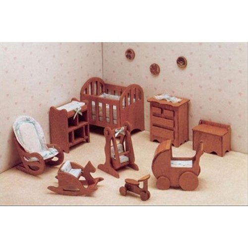 Sale!! The Dollhouse Nursery Kit