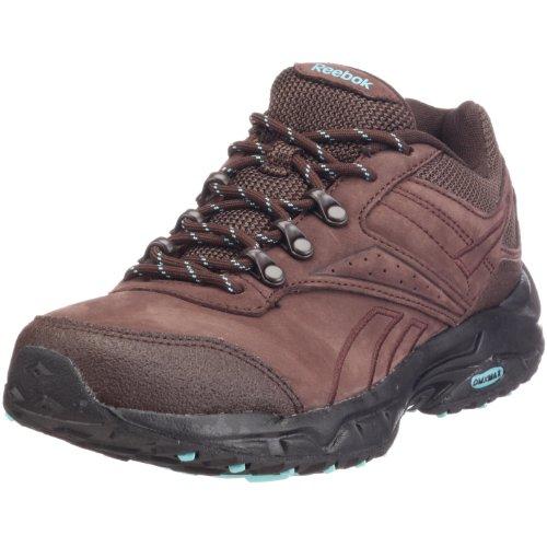 reebok s sporterra classic ii walking shoe soil aqua