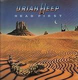 HEAD FIRST LP (VINYL ALBUM) UK BRONZE 1983