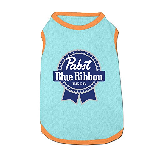 pabst-blue-ribbon-logo-pet-doggie-100-fleece-vest-t-shirts-skyblue-large