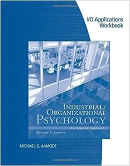 Borgata case study industrial orgnizational psychology