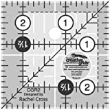 Creative Grids Quilting Ruler 2.5-inch Square