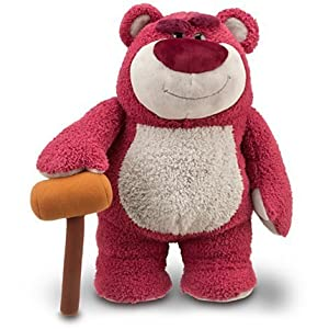 Talking Disney Pixar Exclusive Toy Story 3 Deluxe 15 Inch Talking Plush Action Figure Lots O Lotso Huggin Bear (Tamaño: 15 inches)