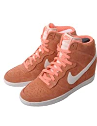 Nike Women's WMNS DUNK SKY HI, ATOMIC PINK/SAIL