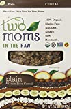 Two Moms in the Raw Organic Gluten-Free Raw Grain Free Cereal, 14 Ounce