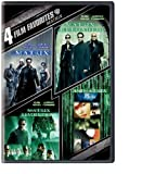 4 Film Favorites: The Matrix (The Matrix, Matrix Reloaded, The Matrix Revolutions, Animatrix)