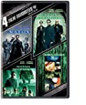 4 Film Favorites: The Matrix Collecti...