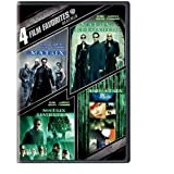 Matrix Collection: 4 Film Favorites [DVD] [2008] [Region 1] [US Import] [NTSC]by Keanu Reeves