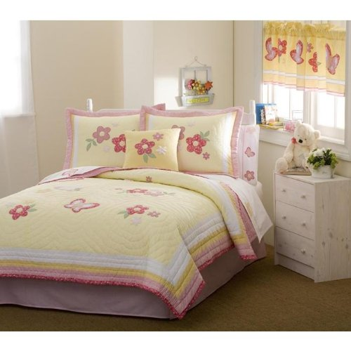 Pem America 2-Piece Golden Trail Quilt Set, Twin front-1060002