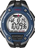 """Timex Mens T5K528 """"Ironman Traditional"""" Running Watch with Black Resin Band"""