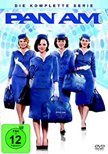 Pan Am - Die komplette Serie [4 DVDs]