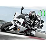 guangtong2x BT 800m Wireless Motorcycle Helmet Bluetooth 3.0 Intercom Headset Motorbike Interphone , mountain climbing.