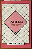 img - for Heartlines: We Are All Connected At the Heart book / textbook / text book