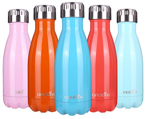 anature-stainless-steel-water-bottledouble-wall-vacuum-insulationcola-shaped-for-kidsladiesbusiness-
