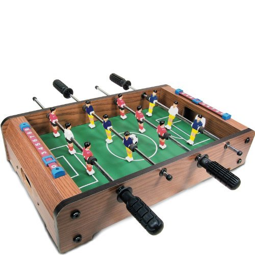 Wooden Tabletop Football by Letterbox günstig
