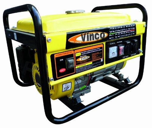 VINCO 60122 - GENERATORE di CORRENTE 4Tempi /Benzina