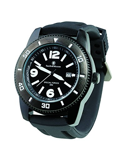 smith-wesson-mens-44mm-black-rubber-band-steel-case-quartz-white-dial-analog-watch-sww-5983