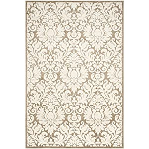 Amazon Safavieh Amherst Collection AMT427S Wheat and