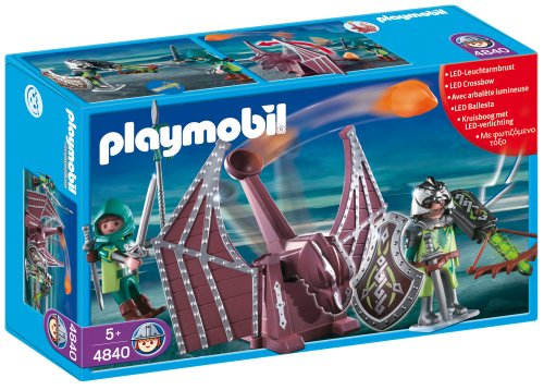 PLAYMOBIL Dragon's Catapult