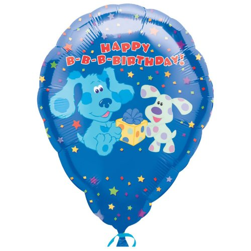Blues Clues Birthday Personalized Balloon - 1