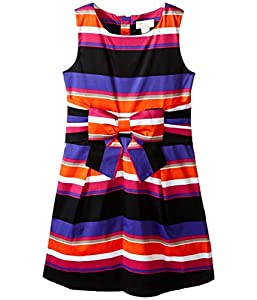 Kate Spade jillian stripe sleeveless dress Toddler Girls 5T