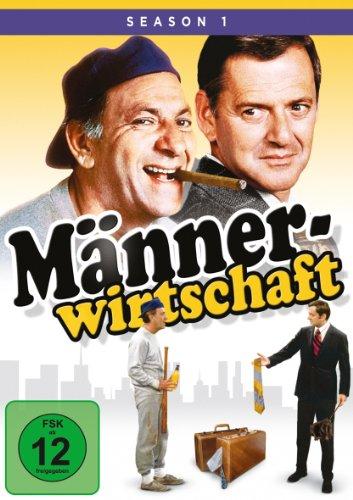 Männerwirtschaft - Season 1 [4 DVDs]