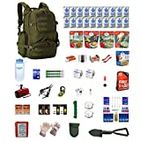 Urban Survival Kit Deluxe Two For Earthquakes, Hurricanes, Floods, Tornados, Emergency Preparedness
