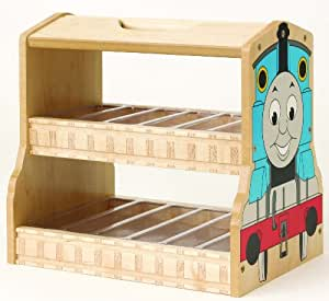 thomas wooden railways thomas wooden storage seat. Black Bedroom Furniture Sets. Home Design Ideas