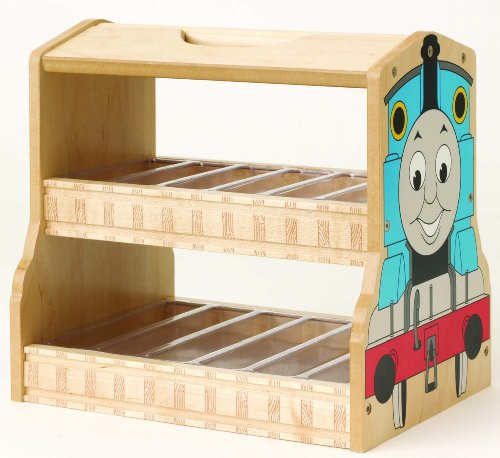 Learning Curve Brands Thomas Wooden Railway - Thomas Engine Caddy