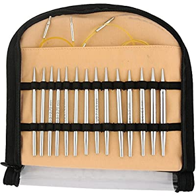 Knitter's Pride Nova Platina Deluxe Special Interchangeable Needles Set