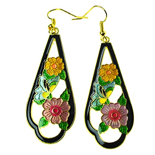 innocent-lifestyle-earings-aecm-earings-ladies-black-one-size-for-women-in-casual-style