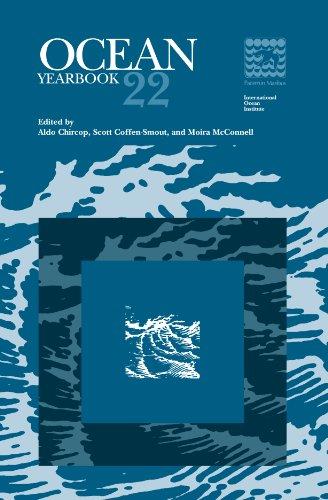 Ocean Yearbook, Volume 22 (No. 22)