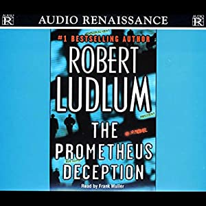The Prometheus Deception Audiobook