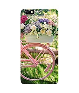 Rose Carrier Huawei Honor 4X Case