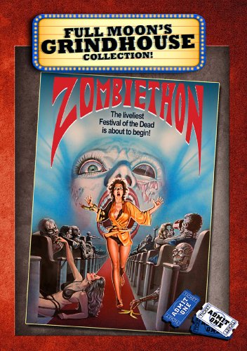 Cover art for  Grindhouse: Zombiethon