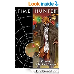 Time Hunter: Kitsune (Time Hunter Series)