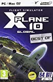 X-Plane 10 Global 64 Bit- Best of: Latest Edition (PC DVD)