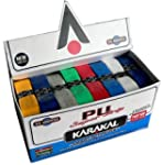 Karakal PU Super Grip Box (Assorted c...