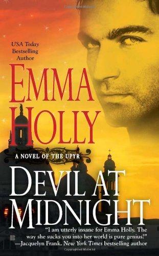 Image of Devil at Midnight (Novel of the Upyr)