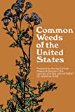 img - for Common Weeds of the United States book / textbook / text book