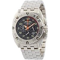 [MTMスペシャルオプス]MTM SPECIAL OPS 腕時計 スペシャルフォース SILVERPATORIOT シルバ-パトリオット NVL0416 メンズ [正規輸入品]