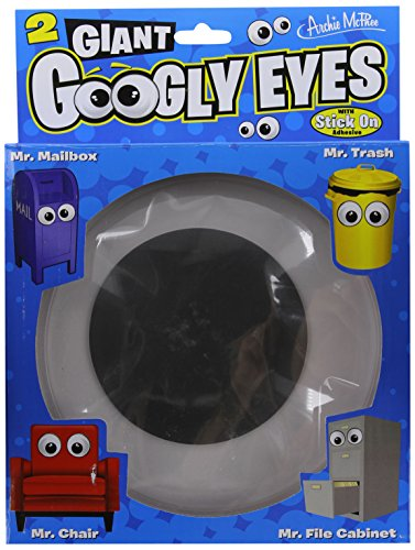 Accoutrements Giant Googly Eyes front-807421