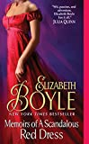 Memoirs of a Scandalous Red Dress (The Bachelor Chronicles Book 5)