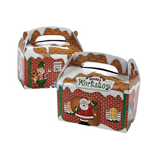 Santa's Treat Boxes