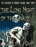 img - for The Universe of Horror Volume 3: The Long Night of the Grave (Neccon Classic Horror) book / textbook / text book