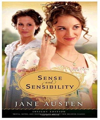 Jane Austen - Sense and Sensibility: (illustrated)
