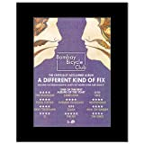 BOMBAY BICYCLE CLUB - A Different Kind of Fix Matted Mini Poster - 28.5x21cm
