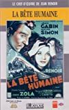 echange, troc La Bête humaine [VHS]
