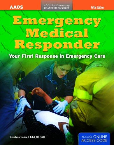Emergency Medical Responder, Fifth Edition (Orange Book...