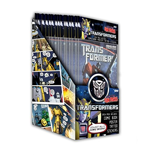Transformers Fun Packs Micro-Comic (1 Random) - 1
